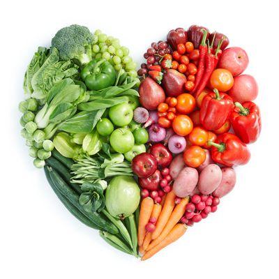 Shutterstock heart food